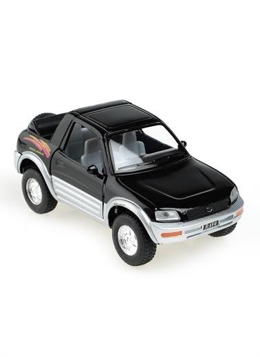 Kinsmart Toyota RAV4 Cabriolet  1/32  Renkli